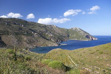 Greece, Porto Kagio, coastal landscape - WWF003535