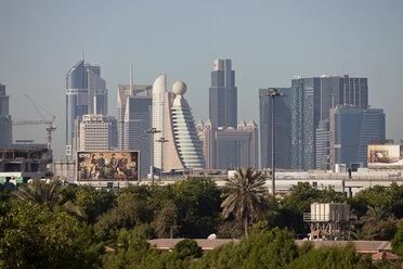 UAE, Dubai, skyscrapers - PCF000025