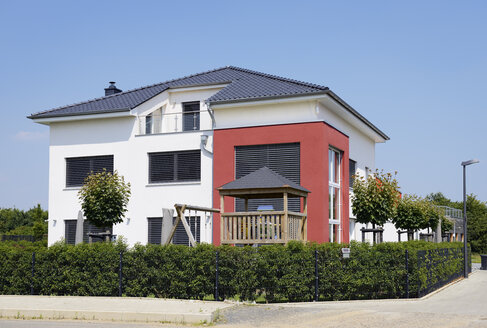 Germany, Cologne, detached one-family house - GUFF000076