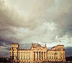 Germany, Berlin, Reichstag building - KRP001195