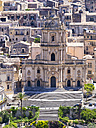 Italy, Sicily, Province of Ragusa, View to Modica, Church San Giorgio - AMF003679