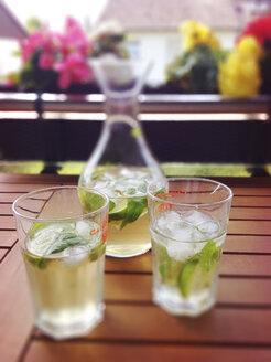 Homemade Hugo cocktail - SHK000238