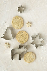 Christmas Cookies and cookie cutters - MYF000930