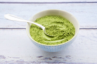 Bowl of chlorella powder - LVF002732