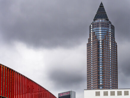 Germany, Frankfurt, Exhibition tower - AMF003743