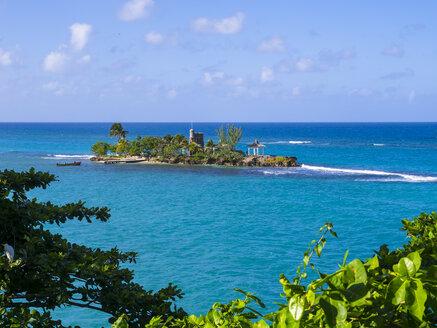 Caribbean, Jamaica, Port Maria, Saphire Island - AMF003767