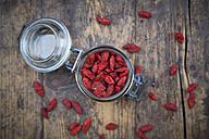 Organic Goji berries - LVF002817