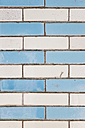 Belgium, Flanders, Blankenberge,  tiled facade, close-up - GWF004485