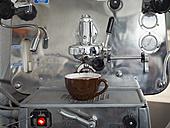 Italian espresso maker in German kitchen - RHF000528
