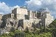 Greece, Athens, view to Parthenon - DEGF000186