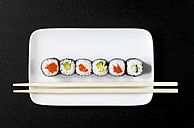 Maki Sushi on plate - JTF000643