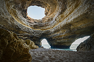 Portugal, cave near beach of Benagil - STCF000069