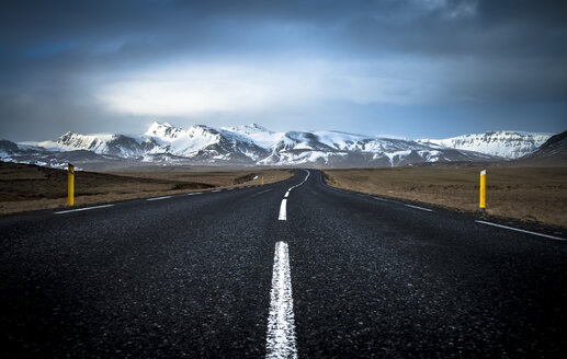 Country road in Iceland - STCF000083