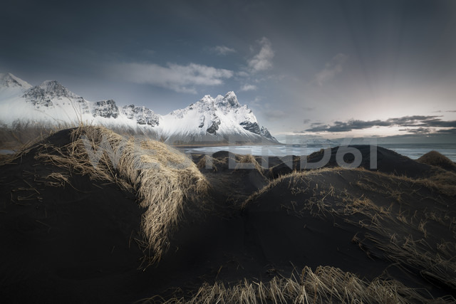 Iceland, Stokksnes, Beach - STCF000072