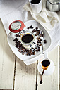 Panna Cotta with espresso syrup - SBDF001685