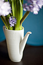 Old coffee pot used an flower vase - GIS000017