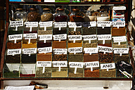 Egypt, El Gouna, spices for sale - STK001197