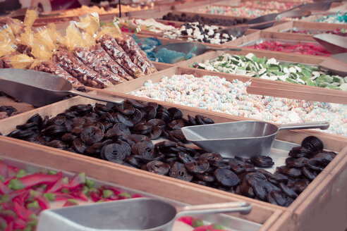 Confectionery at market stall - CHPF000091