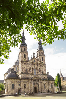 Germany, Hesse, Fulda, Fulda Cathedral - GSF000960