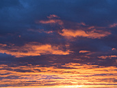 Clouds and sunset - GSF000976