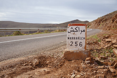 Morocco, road to Marrakesh - STDF000145