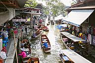 Thailand, Damnoen Saduak, Floating Market - STD000153