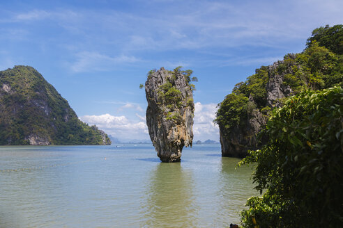Thailand, Khao Phing Kan, rock formation Ko Tapu - STDF000160
