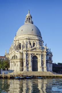 Italy, Venice, Basilica di Santa Maria della Salute - RUEF001519