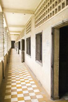 Cambodia, Phnom Penh, Tuol Sleng Genocide Museum - NN000216