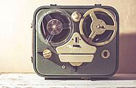 Old vintage tape recorder - DEGF000385