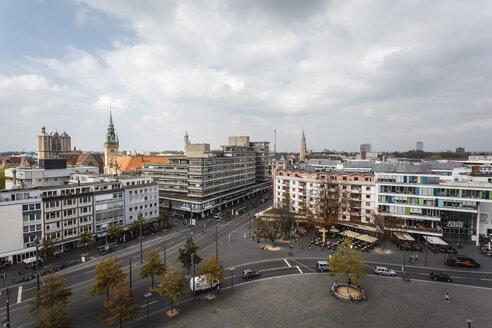 Germany, Brunswick, view to city - EVGF001363