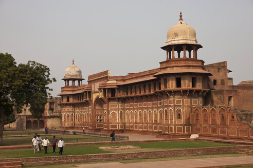 India, Uttar Pradesh, Agra, Red Fort - PC000086