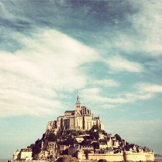 France, St. Malo, Le Mont Saint-Michel - SEG000245