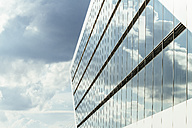 Germany, Hamburg, detail of office building - KRPF001365