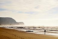 Portugal, Algarve, Sagres, Cordoama Beach - MRF001555