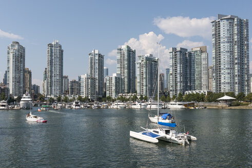 Canada, British Columbia, Vancouver, False Creek and district Yaletown - KEBF000014