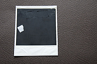 Back side of a polaroid photography - GISF000080