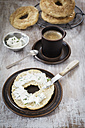 Breakfast, homemade bagels - EVGF001430