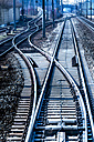 Austria, railway tracks and junctions - EJWF000728