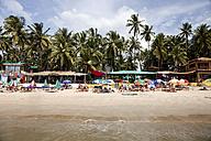 India, Goa, Palolem, Palolem beach - PC000140