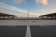 Germany, Brandenburg, parking level of Berlin Brandenburg Airport - ASC000084