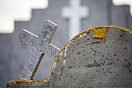 Chile, Punta Arenas, graveyard - STS000714