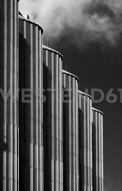 Germany, Grevenbroich, silos - GUFF000097