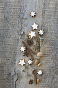 Cinnamon stars, spices and nuts - ASF005542