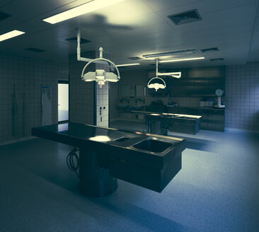 Dissecting room in hospital - DISF001565
