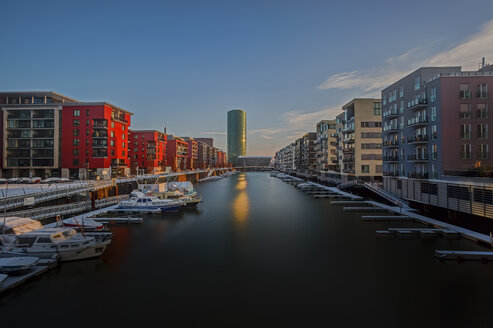 Germany, Frankfurt, Westhafen - TIF000069