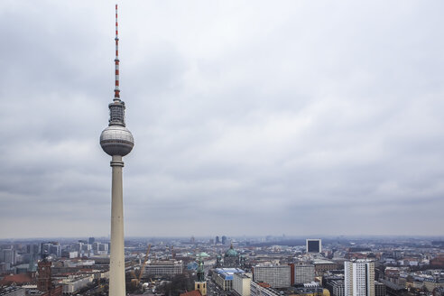 Germany, Berlin, television tower - VTF000408