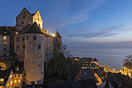 Germany, Meersburg castle at Lake Constance - KEB000132