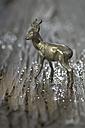 Roe deer figurine made of tin - ASF005583