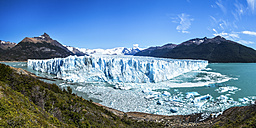 Argentina, Patagonia, Perito Moreno Glacier and Argentino Lake at Los Glaciares National Park - STSF000764